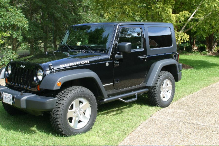 In N Out Truck Pricing >> N-Fab Wheel to Wheel 07-12 Jeep Wrangler JK