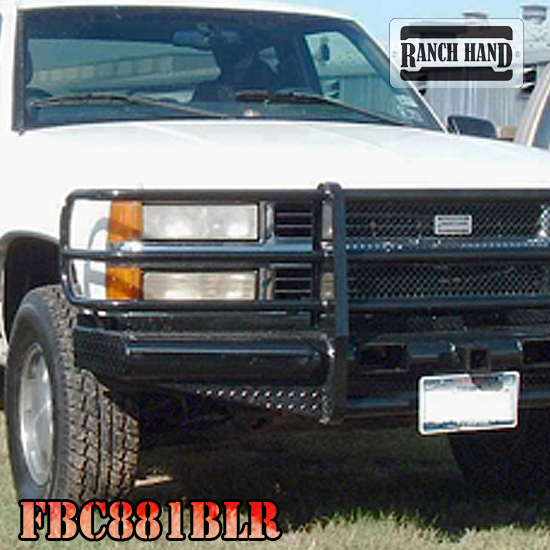 Texas Ranch Hand Bumpers : Legend front bumper replacements