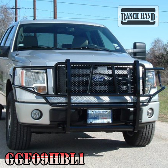 Legend Grille Guards